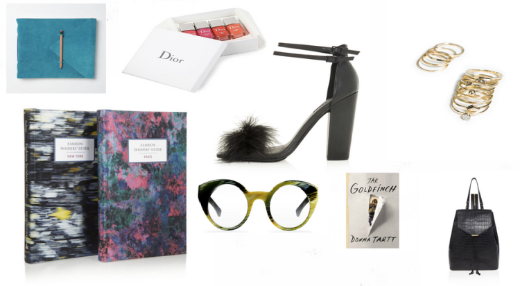 Carrie Bradshaw Gift List - What would Carrie want?